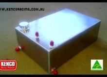 Kenco 48L Aluminium Fuel Tanks