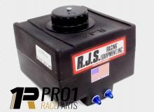 RJS 5 Gallon 20 L Plastic Fuel Tank Cell Foam Bottom Feed