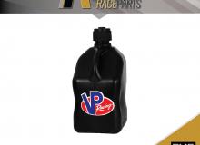 VP Racing Fuel Jug Container | 5 Gallon | Black