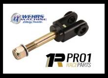 "Wehrs Shock Swivel Mount | Adjustable Length | 1/2"" Pin | FREE POST*"