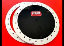 "Kenco 15"" Aluminium Beadlock Weld On Kit"