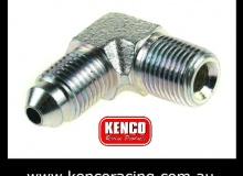 Kenco AN 3 1/8 NPT 90 Degree Fitting