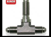 Kenco AN 3 T Piece Bulkhead Fitting
