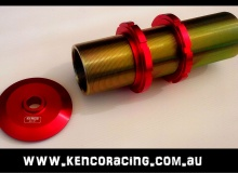 One Piece Coil Over Kit with Top hats