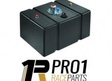 8 Gallon 30 Litre Jaz Plastic Fuel Cell Tank JAZ - 200-008 BLACK