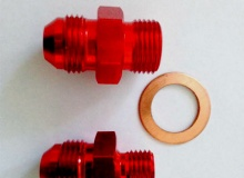 Dash AN 8 044 Fuel Pump Fitting Kit