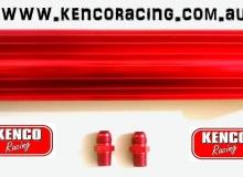 """AN 6 8 18"""" Power Steering Oil Cooler Kit"""