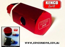 Dash AN 6 Roll Over One Way Valve Filter Kit