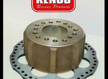 Kenco Aluminium Brake Hat and Rotor Kit