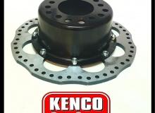 Kenco Super Brake Hat and Rotor Kit